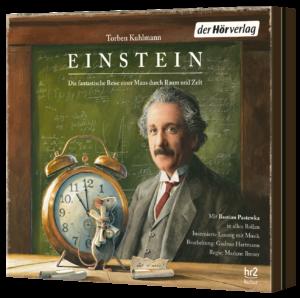 Einstein Torben Kuhlmann Hörspiel Bastian Pastewka